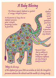 blessing baby my shop elephant baby blessing willow draws
