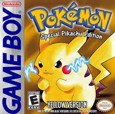 pokemon yellow version gameboy color gbc rom download