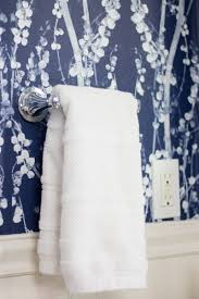 Paper Hand Towels For Powder Room - powder bathroom reveal a thoughtful place
