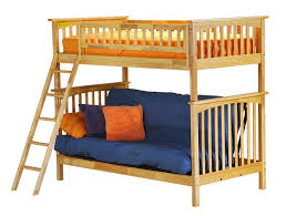 Wood Futon Bunk Bed Vintage Bedroom Decoration With Columbia Futon Bunk Bed Wood And
