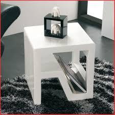 bout de canapé blanc bout de canapé blanc 45606 meuble bout de canape décoration