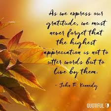10 quotes on gratitude for thanksgiving quotiful