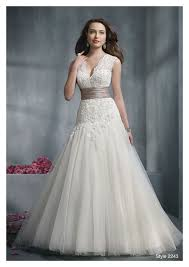 wedding dresses for larger how to choose the right wedding dress style for your type