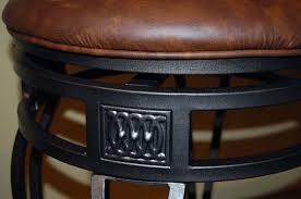 Backless Swivel Bar Stool Furniture Target Stools Metal Wooden Swivel Bar Stools