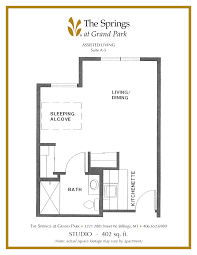 grand floor plans assisted senior living in billings mt the springs at grand park