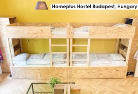 Hostel Bunk Beds 10 Awesome Types Of Bunk Beds At Hostels By Design Top Design