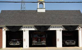 sandwich says farewell to former fire chief news capecodtimes