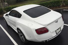 bentley 2016 under this 2016 bentley replica sits a s197 mustang chassis