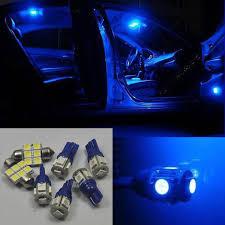 2015 ford explorer interior lights 7pcs blue smd led interior lights package kit for honda cr z crz