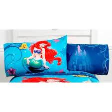 Little Mermaid Comforter Disney U0027s The Little Mermaid Twin Comforter U0026 Sheet Set 4 Piece