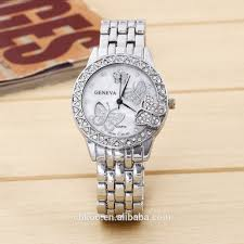 gold ladies bracelet watches images 2015 new style lady watch gold plated women bracelet watch custom jpg