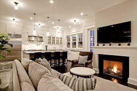 kitchen and family room ideas family room ideas with tv gen4congress com