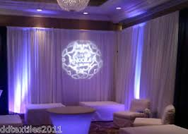 wedding event backdrop pipe draping dj party event backdrop church hotels craft tradeshow