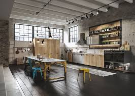 loft kitchen ideas industrial and rustic designs resurfaced by the new loft kitchen