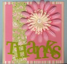 47 best thank you cards images on pinterest thank you cards