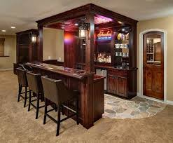 top basement bar ideas on home interior designing with basement