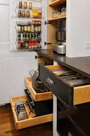 Next Toaster Impressive Hanging Spice Rack In Kitchen Traditional With Toaster