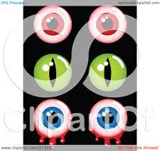 creepy clipart eyeball pencil and in color creepy clipart eyeball