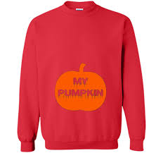 Halloween T Shirts For Pregnant Moms my pumpkin halloween pregnancy mom to be maternity t shirt shirt