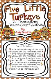 elementary thanksgiving activities a fun pocket chart activity to use with your students at