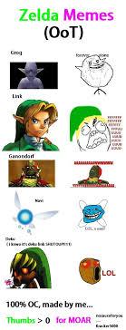 Zelda Memes - zelda memes oc