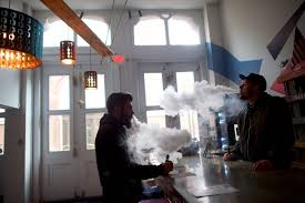 Science The New York Times Safer To Puff E Cigarettes Can U0027t Shake Their Reputation As A