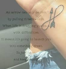 best 25 infinity arrow tattoo ideas on pinterest friendship