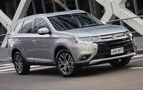 mitsubishi outlander 2015 price and features for australia