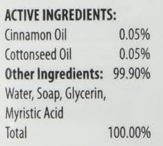 natural chemistry de flea pet u0026 bedding spray for cats 8 oz spray
