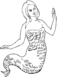 perfect free mermaid coloring pages cool 4339 unknown