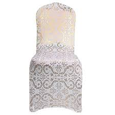 Chair Coverings Wedding Chair Covers Amazon Com