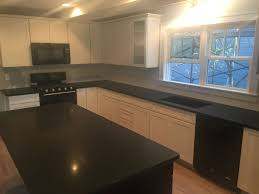 absolute black honed granite countertops for kitchen u0026 island