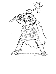 three knights coloring page knight coloring pages pinterest