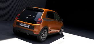renault twingo gt rear drive city car gets renault sport boost