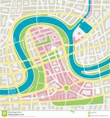 city map city map stock image image 34854341