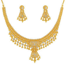 gold set in pakistan gold necklace designs gold jewellery