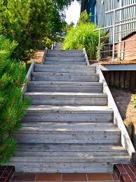 treppen und gel nder design garten treppe