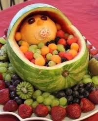 how to make a fruit basket 28 best baby shower yese images on shower ideas
