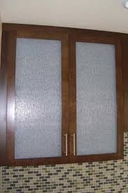 cabinet door glass inserts frosted rain glass sans soucie art glass