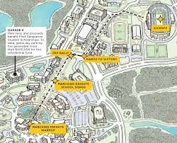 Citrus College Map Ultimate Ucf Knights Tailgating Guide