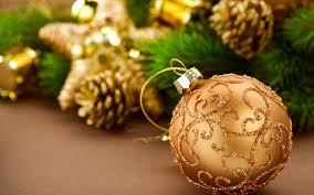 new year christmas tree balls wallpaper 2560x1600 26548
