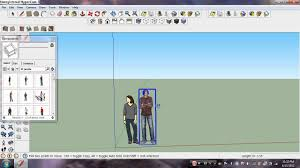 Sketchup Draw Line Specific Length How To Resize Things In Google Sketchup 8 Youtube
