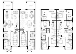 oak 42 duplex level floorplan by kurmond homes new home