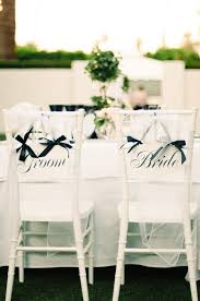 and groom chair and groom chair signs
