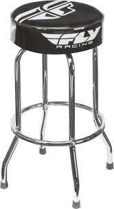 fly bar stool 62 36 fly racing chrome bar stool 369 9999 984581