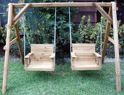 Backyard Cing Ideas For Adults Backyard Swing For Adults Outdoor Furniture Design And Ideas
