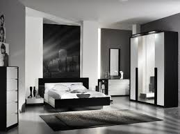 Black And White Bedroom Black And White Bedroom Furniture Home Design