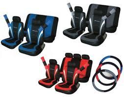 car seat covers for honda jazz buy honda jazz sports pack car seat covers steering wheel cover
