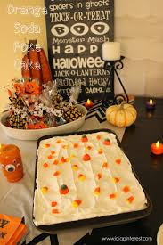halloween layer cake a frightfully delightful halloween party with festive halloween