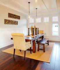 White Wood Dining Room Table by 126 Custom Luxury Dining Room Interior Designs
